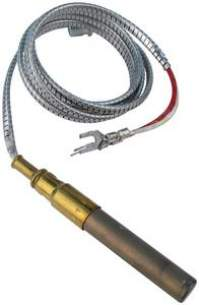 Andrews Water Heater Spares -  Andrews C509awh Thermopile
