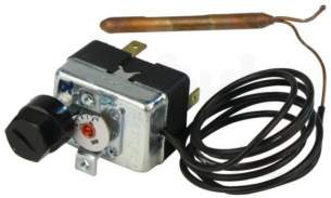 Andrews Water Heater Spares -  Andrews E116 Limit Thermostat