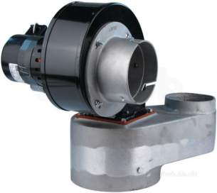 Andrews Water Heater Spares -  Andrews E221 Fan Motor Assy