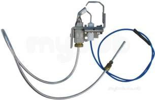 Andrews Water Heater Spares -  Andrews E508 Piloy Assy