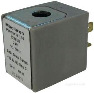 Andrews Water Heater Spares -  Andrews E126 Solenoid Coil