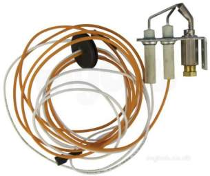 Andrews Water Heater Spares -  Andrews E349 Pilot Assy