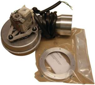 Powrmatic Boiler Spares -  Powrmatic Eurofan Exhaust Fan Assembly