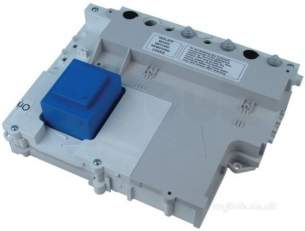 Worcester Boiler Spares -  Worcester 87172078660 Control Box Low Mkii