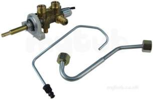 Robinson Willey Boiler Spares -  Robinson Willey Sp988036 Gas Tap Kit