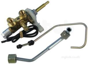 Robinson Willey Boiler Spares -  Robinson Willey Sp988035 Gas Tap Kit
