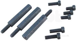 Caradon Ideal Domestic Boiler Spares -  Ideal 173569 Fixing Screw Replacement Pk