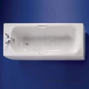 Armitage Shanks Acrylic Baths -  Armitage Shanks Universal S0905 1700mm Front Panel Cb
