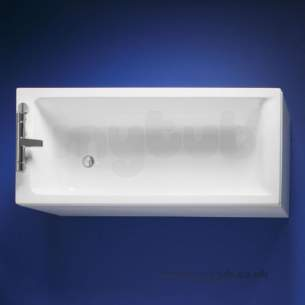 Ideal Standard Concept Acrylics -  Ideal Standard Concept E729101 Bath 1700 X 700 2th Iws Wh