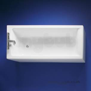 Ideal Standard Concept Acrylics -  Ideal Standard Concept E735401 Bath 1700 X 750 Nth Wh