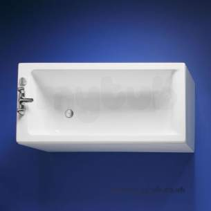 Ideal Standard Concept Acrylics -  Ideal Standard Concept E729601 Bath 1500 X 700 Iws 2th Wh