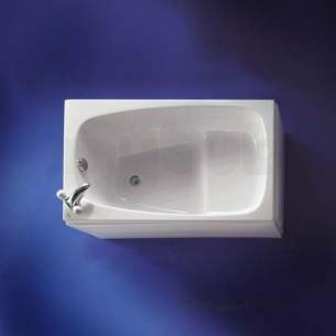 Ideal Standard Space Baths And Panels -  Ideal Standard Space E7290 1200mm U/line Front Panel Wh
