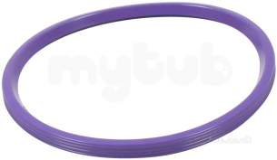Blucher Drainage -  Viton Sealing Ring-160mm 801.fpm.160