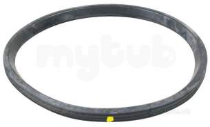 Blucher Drainage -  Nbr Gasket Ring-160mm 801.nbr.160