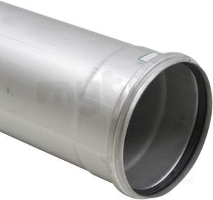 Blucher Europipe Range -  200mm Pipe Apr 250mm Long 811.025.200
