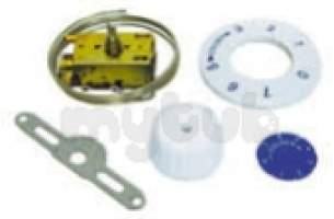 Invicta Refrigeration Spares -  Ancon Invicta Ref057 Vt9 Copy Stat