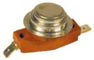 Electrolux Group Spares Standard -  Aeg 1521914315 Thermostat 60c 5050