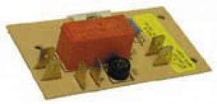 Hoover and Candy Spares Standard -  Gias Hoover 91201247 Relay-pcb