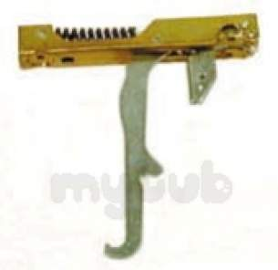 Hoover and Candy Spares Standard -  Candy 82338146 Door Hinge Oven Fl321