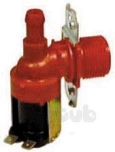 Hoover and Candy Spares Standard -  Gias Candy 92202852 Water Valve Hot