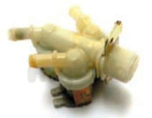 Hoover and Candy Spares Standard -  Hoover 09074865 Water Valve Cold Triple