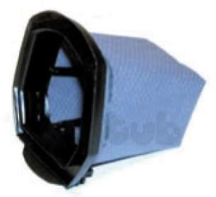 Hoover and Candy Spares Standard -  Hoover 09033218 Filter And Frame Brushvac