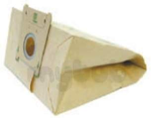 Bosch Siemens and Neff Spares -  Bosch 460467 Paper Bags Plus 1 Filter