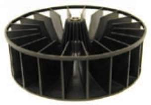 Bosch Siemens and Neff Spares -  Bosch 264487 Fan Rear