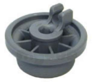 Bosch Siemens and Neff Spares -  Bosch 165314 Basket Wheel Lower
