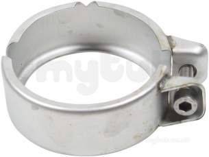 Blucher Europipe Range -  Pipe Joint Clamp 75mm 847.075.075