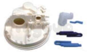Electrolux Group Spares Standard -  Zanussi 50211405001 Sump And Syphon Kit