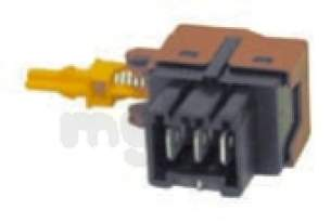 Electrolux Group Spares Standard -  Zanussi 1249271105 Switch Single