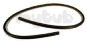 Electrolux Group Spares Standard -  Zanussi 3565144023 Door Seal Lower Oven