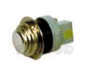 Electrolux Group Spares Standard -  Zanussi 1240345320 Thermostat 39c-60c