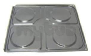 Electrolux Group Spares Standard -  Tricity 3114252004 Drip Tray 1417b