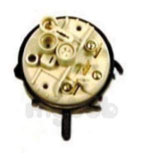 Electrolux Group Spares Standard -  Zanussi 50209437008 Pressure Switch Dw40