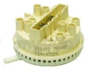 Electrolux Group Spares Standard -  Zan 50223286001 Pressure Switch Level