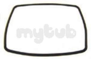 Stoves and Belling Cooker Spares -  Belling 082614370 Door Seal Main Oven Obsolete