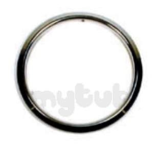 Stoves and Belling Cooker Spares -  Belling 082604322 Chrome Trim 6 1-4inch 426