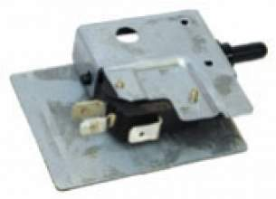 Stoves and Belling Cooker Spares -  Belling 082604172 Microswitch Assy
