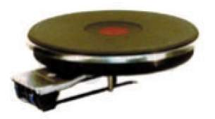 Stoves and Belling Cooker Spares -  Belling Hotplate Solid 1.5kw 145m