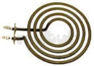 Stoves and Belling Cooker Spares -  Belling 082600269 Radiant Ring 7 1.8kw