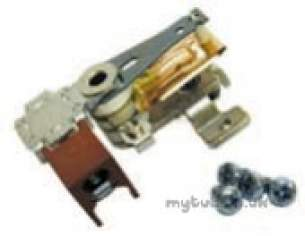 Dimplex Spares -  Dimplex Xt9605 Thermostat And Cut Out
