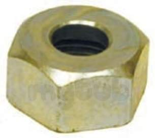 Indesit Domestic Spares -  Cannon Creda 6221518 Cap Nut 28101