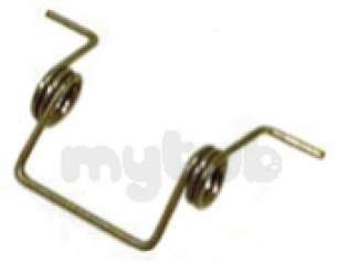 Indesit Domestic Spares -  Hotpoint 169124 Door Latch Spring 9315