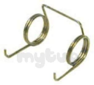 Indesit Domestic Spares -  Hotpoint 169116 Door Latch Spring 9515