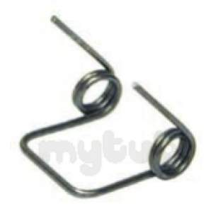 Indesit Domestic Spares -  Hotpoint 168049 Door Latch Spring