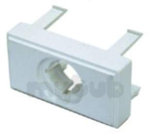Indesit Domestic Spares -  Hotpoint 168551 Button Outer 9564