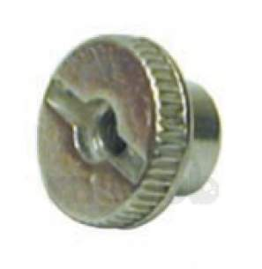 Indesit Domestic Spares -  Hotpoint 613281 Knurled Nut 6115
