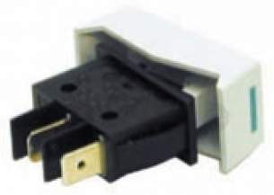 Indesit Domestic Spares -  Cannon Creda 1701250 Switch C00096380